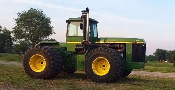 consignments tractor